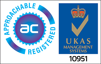 ISO 9001 and ISO 14001 accredited